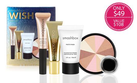 Beautifile: Review - Smashbox O-Gloss Gold