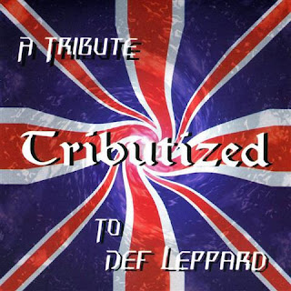 """TRIBUTIZED: """"A tribute to Def Leppard"""" (2000) Front+(Small)"""