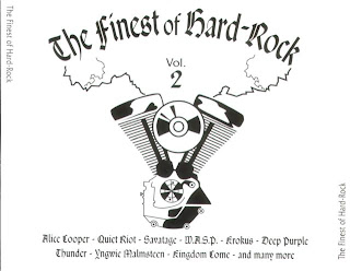 THE FINEST OF HARD ROCK Front+(Small)