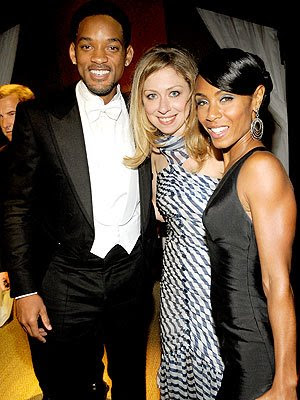 who is will smith wife. POWER TRIO Will Smith