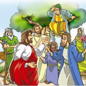 Resultado de imagen para Lucas 19,1-10