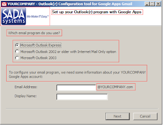 Ask about POP3 Configuration tool for Outlook