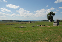 Site of the last battle at Gettysburg