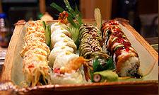 Metro Grille Sushi