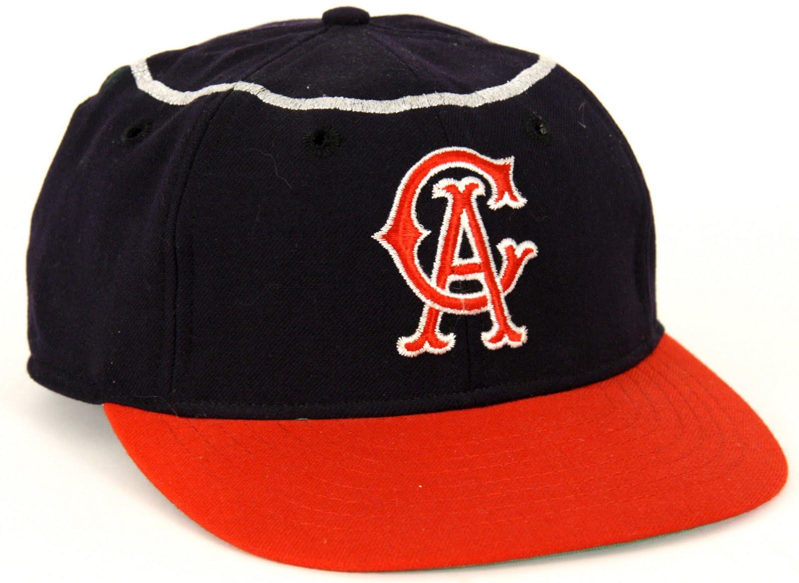 The Ballcap Blog  Team Cap History  Los Angeles California Anaheim ... c231940b103