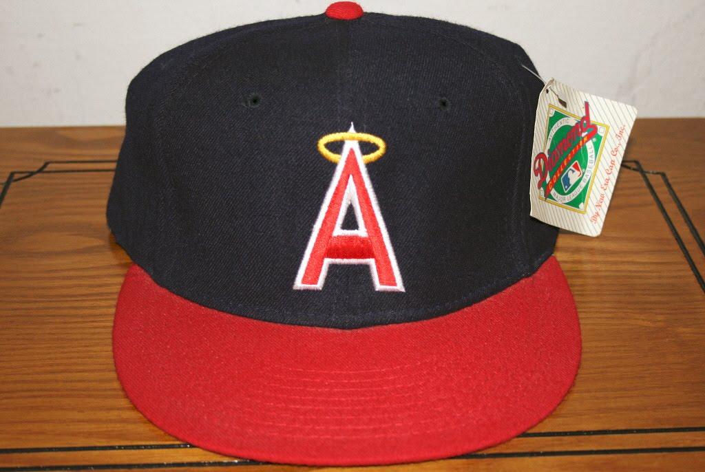 The Ballcap Blog  Team Cap History  Los Angeles California Anaheim ... b71e23b132e