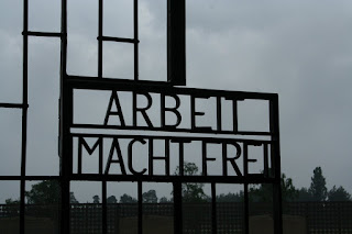 Arbeit Macht Frei -- Work makes you Free -- a bit of a lie