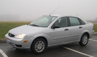 The Poor Car Reviewer 2007 Ford Focus