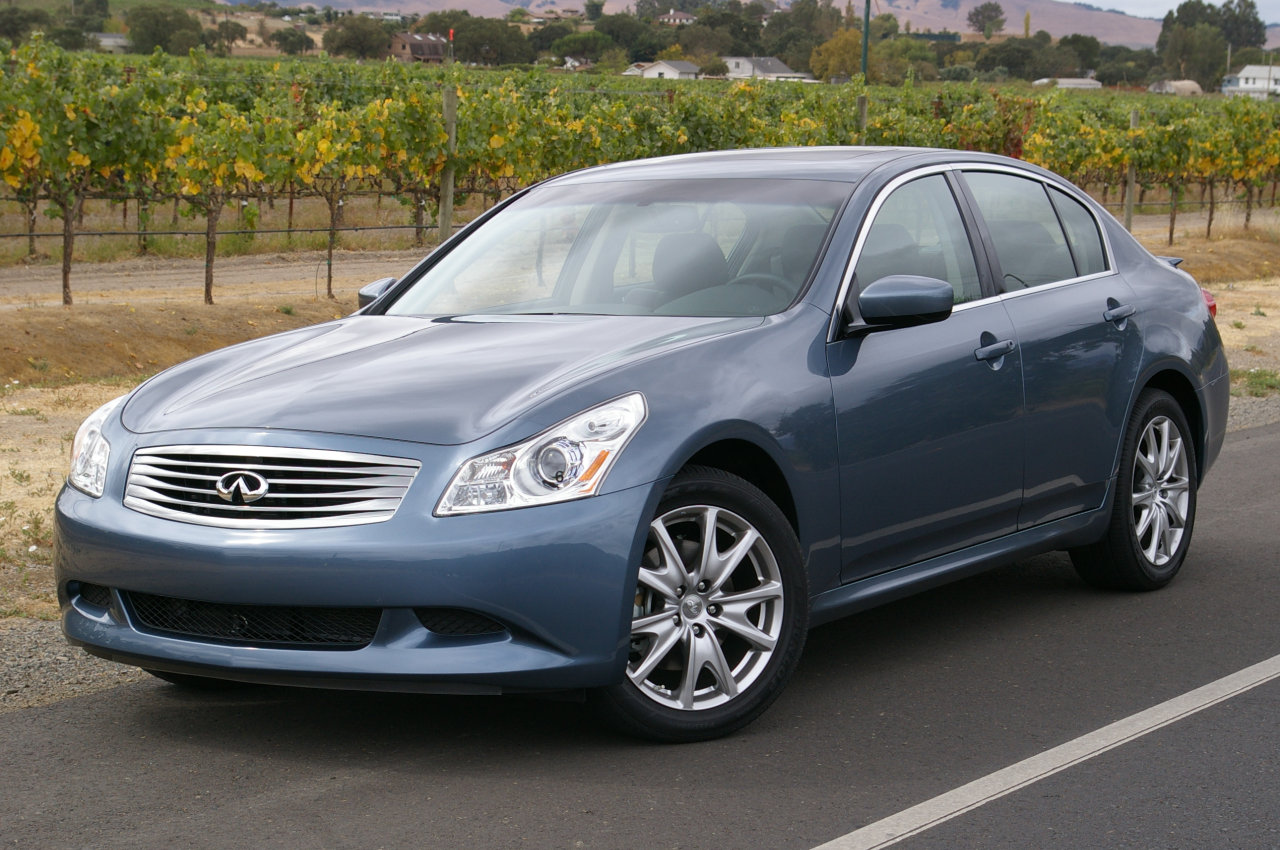 The Poor Car Reviewer: 2010 Infiniti G37X