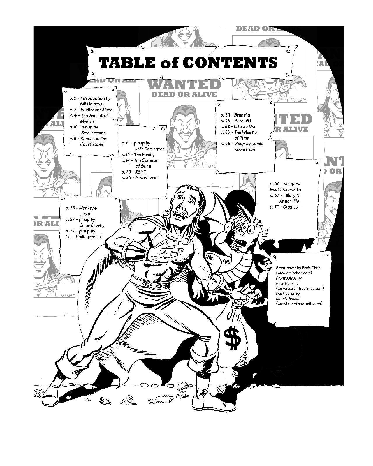 AIM Comics: November 2010