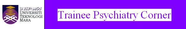 Trainee Psychiatry Corner