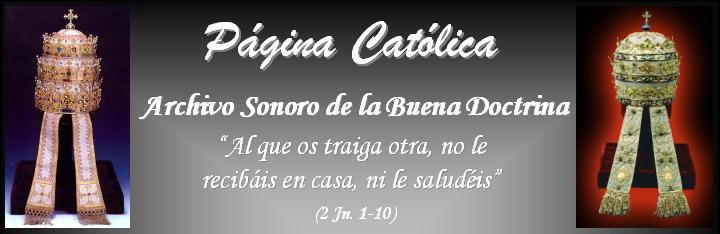 Página Católica