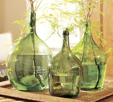 Bennett And Company Wicker Wrapped Demijohn Found
