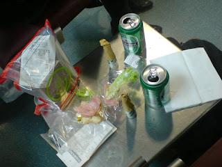 Lyxig lunch
