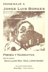 "2004 - My poems in the anthology ""tribute to Jorge Luis Borges"" in Santa Fé. Argentina"