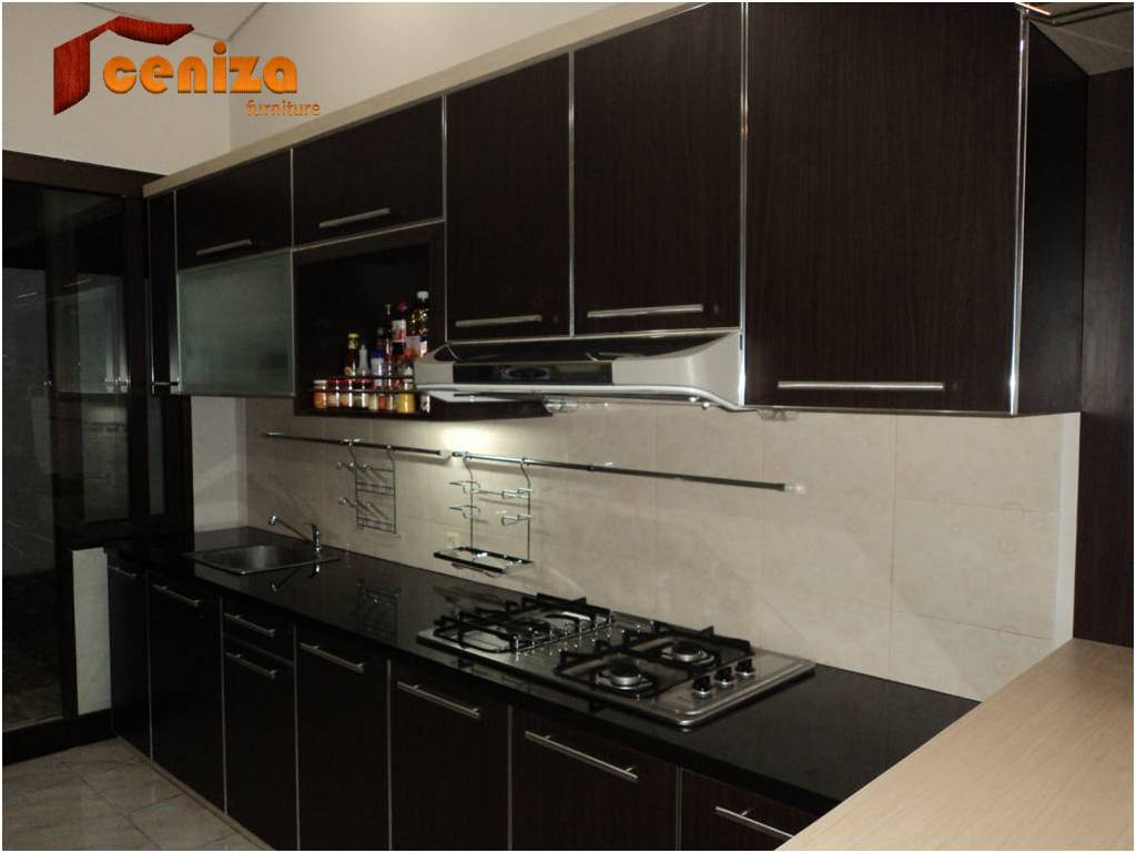 Ceniza Furniture Kitchen Set Project Mr Oku Lippo