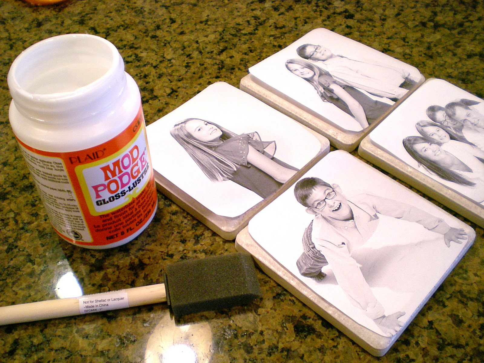 Ceramic Photo Tiles - Cleverly Inspired
