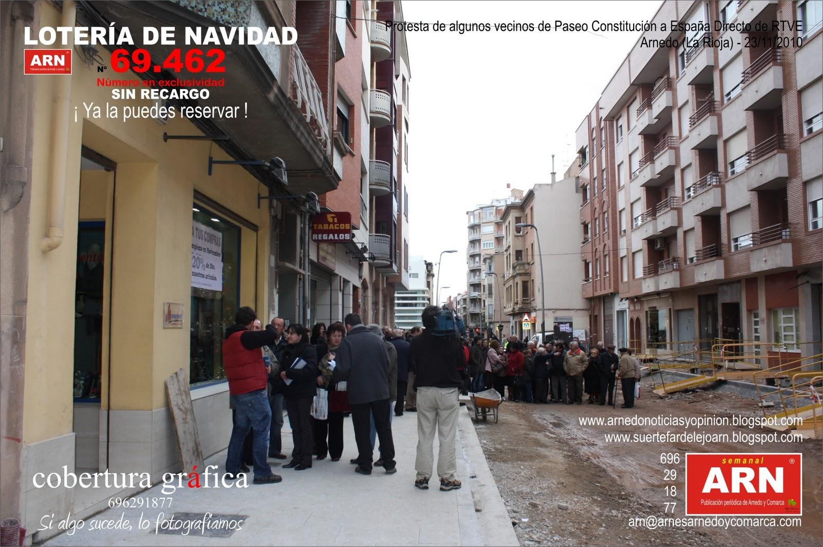 878288a4ba1cf ARNedo Noticias y Opinión.  Protesta de algunos vecinos de Paseo ...