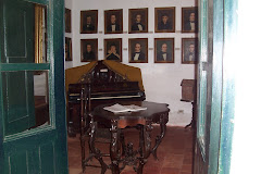 Interior de la Casa del Acuerdo
