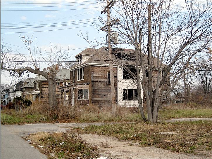 Mary S Detroit Photoblog Abandoned Detroit Iii