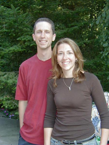 Dan & Allison, 10/07