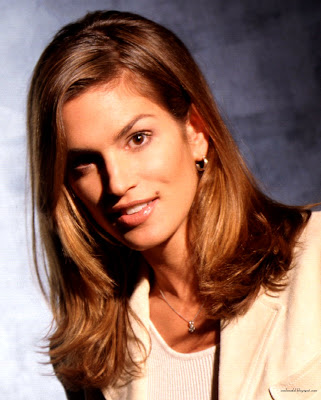 Cindy Crawford Fashion Hairstyle