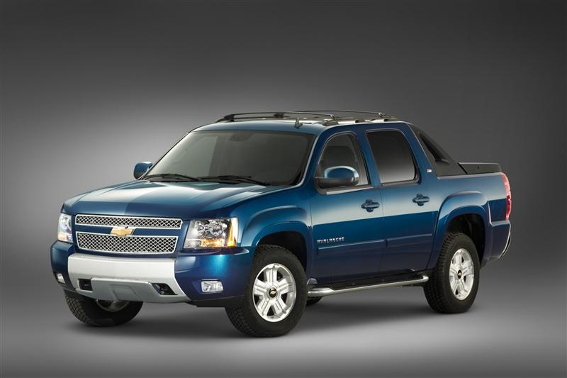 PIC AUTO: All about 2011 CHEVROLET AVALANCHE: CAPABILITY ...