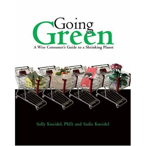 Consumer Guide Book: Veggie Revolution: Our New Book Is Out: Going Green: A