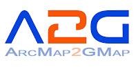logo arcmap2gmap