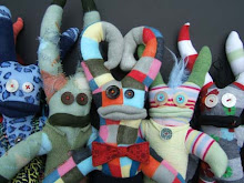 Silly Sock Creatures