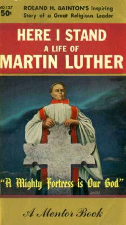 martin luther the life of a religious man Voice two: martin luther king was born in atlanta, georgia, in nineteen twenty-nine he was born into a religious family martin's father was a preacher many black families came to the city in search of a better life there was less racial tension between blacks and whites in atlanta than in other.