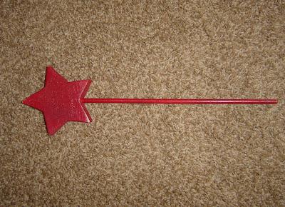 service star wand