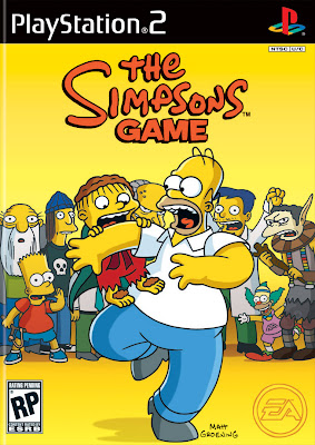 The simpsons/sony2 The-simpsons-ps2-boxart