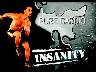 The Fitness Freak: Insanity Day 12: Pure Cardio & Cardio Abs