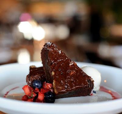 Best Molten Chocolate Cake Houston