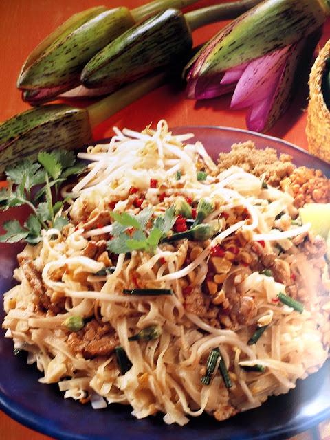 Pad Thai por El Guisante Verde Project