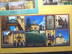 Postales de Sezged