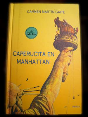 Portada de Caperucita en Manhattan