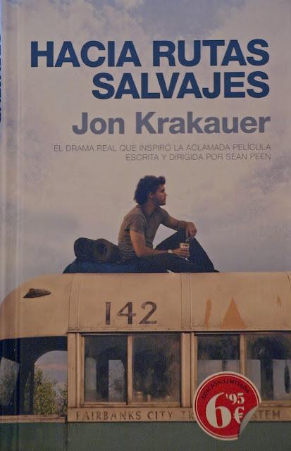 Hacia Rutas Salvajes de Jon Krakauer por El Guisante Verde Project