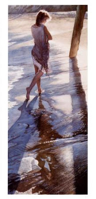 Paradise Cove by Steve Hanks