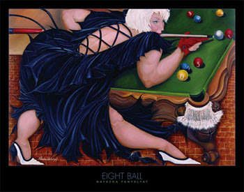 Eight Ball by Natasha Pantelyat
