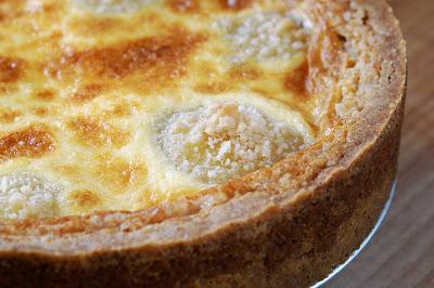 Jules Food Grandma S Pear Kuchen