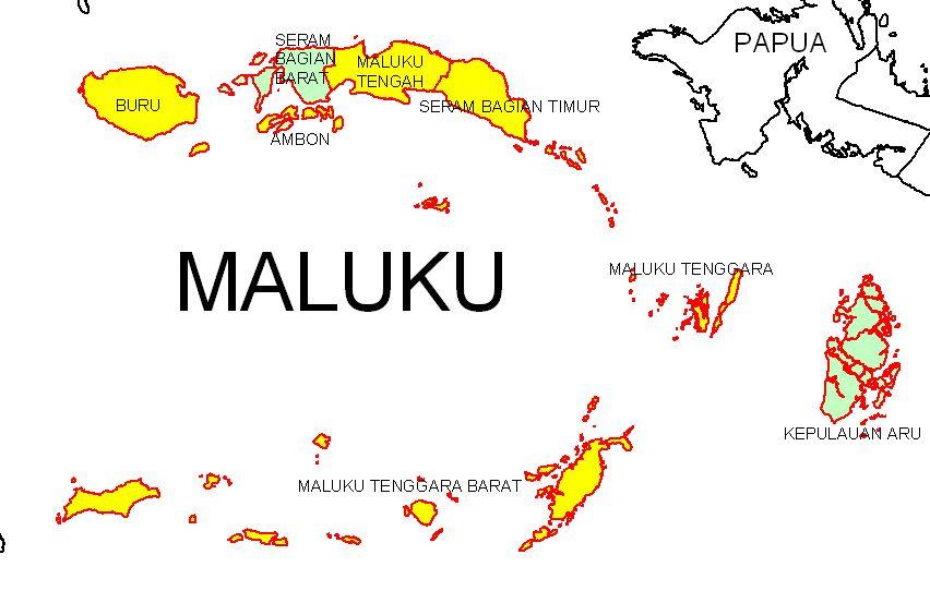 info MALUKU: Sejarah Kota Masohi dan Maluku Tengah