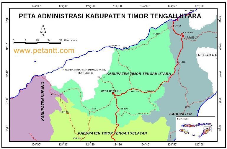 info NTT: Kabupaten Timor Tengah Utara Kaya Potensi ...