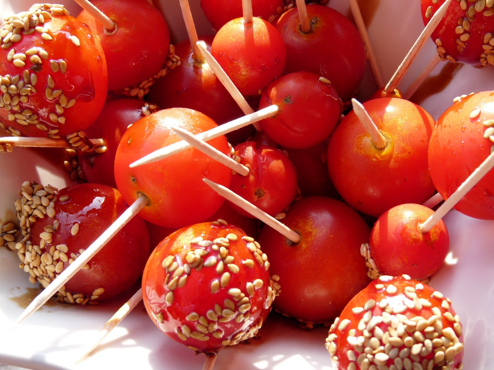 gourmandise et cuisine tomates d 39 amour. Black Bedroom Furniture Sets. Home Design Ideas