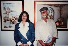 Tuira e Mestre D.J de Oliveira