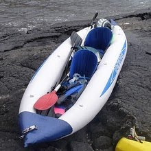 Inflatable Kayak Report: Comparison Review Pathfinder II vs