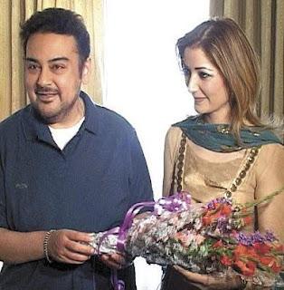 of Singer Adnan Sami Khan got his 3rd Marriage with a Afghan girlZeba Bakhtiar Second Marriage