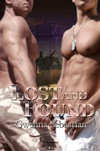 Lost and Found by Gwenna Sebastian