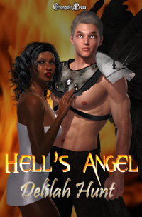Hell's Angel by Delilah Hunt
